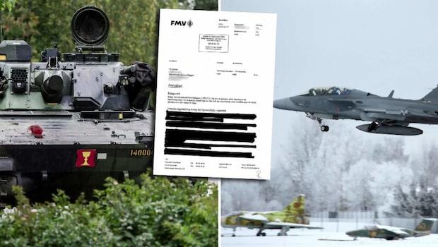 Hemligt försvarsdokument  saknas – Säpo har larmats