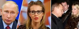 """Rysslands Paris Hilton"" ska utmana Putin i valet"