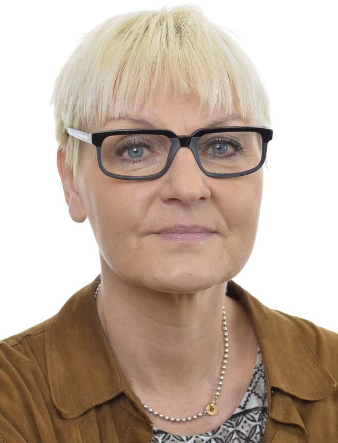 Maria Abrahamsson är riksdagsledamot för Moderaterna. Foto: Riksdagen