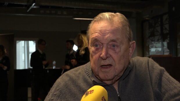 """Lennart Johansson om Zlatan: """"Det är en märklig man"""""""