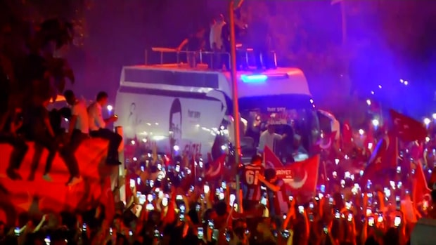 Erdogans parti förlorar Istanbul –Imamoglu ny borgmästare