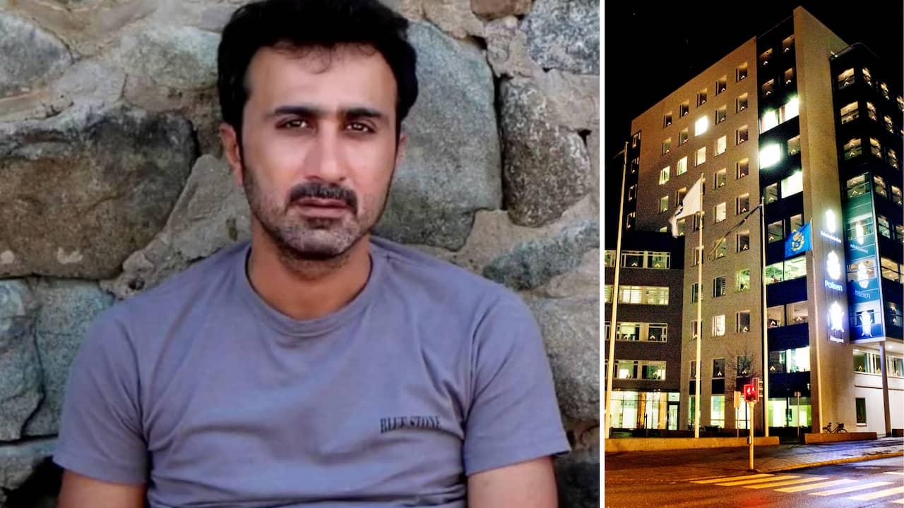 Journalisten Sajid Hussain, 39, försvunnen i Sverige