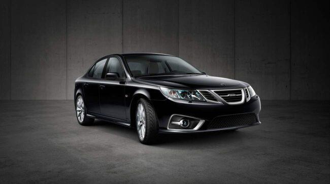 Det finns fortfarande kvar helt nya Saab 9-3 att köpa.