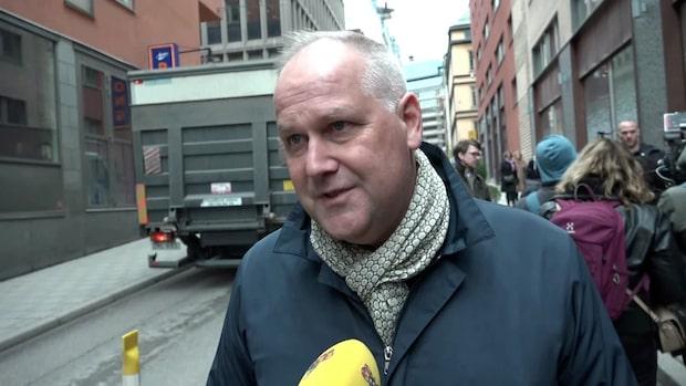 Jonas Sjöstedt om coronamötet med partiledarna