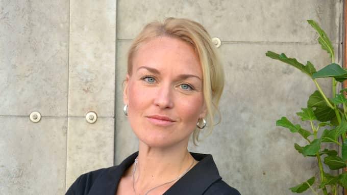 Olga Persson, generalsekreterare Unizon. Foto: PRIVAT