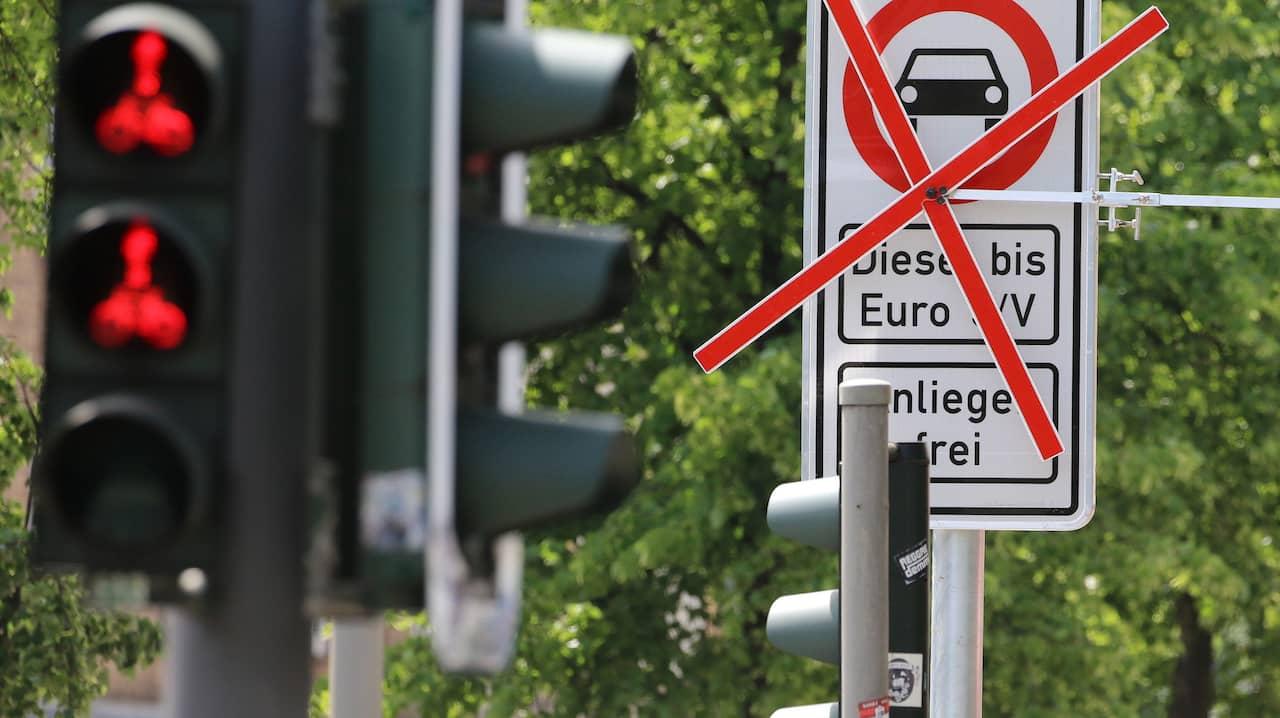 Tyskarna slipper bilskatten