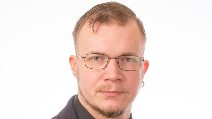 Heikki Klaavuniemi (SD), regionråd i opposition i VGR. Foto: PRESSBILD