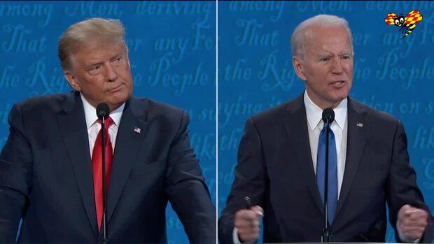 """Joe Biden: """"Barnen drogs ur föräldrarnas armar"""""""