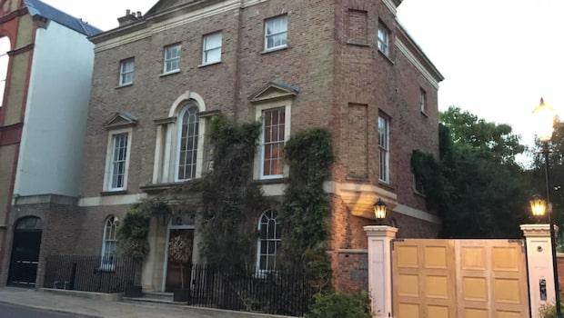Sydsvenska arvingarnas liv – i Londons lyxkvarter