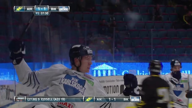 Höjdpunkter: AIK – Karlskoga 2–1