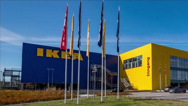 Ikea varslar 650 anställda i Sverige