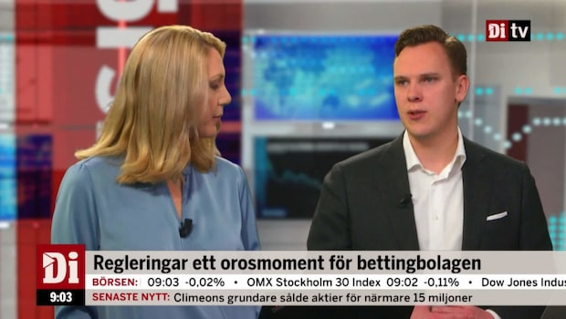 Di:s Analytiker om Kindred och Betsson