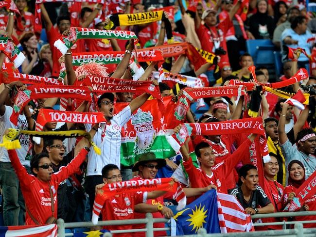 Så många Liverpoolfans hyr privatplan för att komma till semifinalen i Kiev.