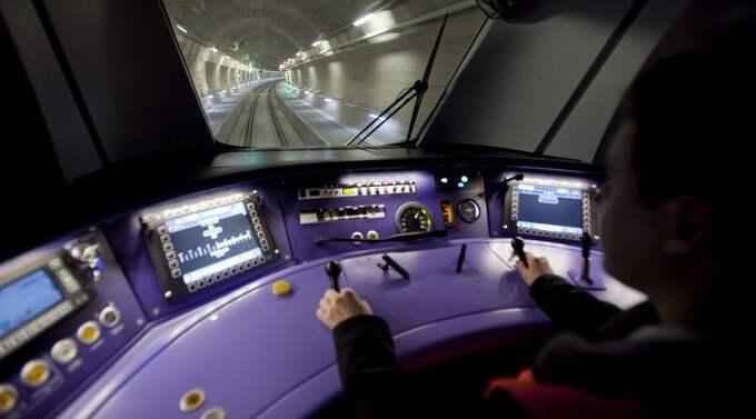 KUNGLIG INVIGNING. På lördag inviger kungen Malmös nybyggda Citytunnel. Foto: Joachim Wall