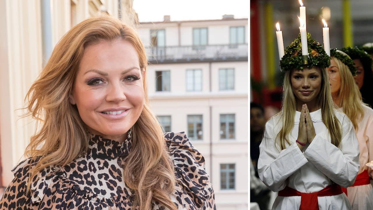 Johanna Toftbys kritik – vill att lucia ska vara en tjej