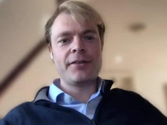 """Lubbock: """"Svenskar är minst oroliga"""""""
