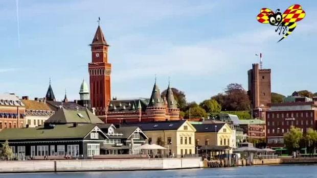 Helsingborg är Sveriges vackraste stad – enligt invånarna