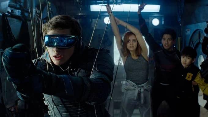 Mark Rylance, Tye Sheridan och Olivia Cooke spelar de största rollerna.