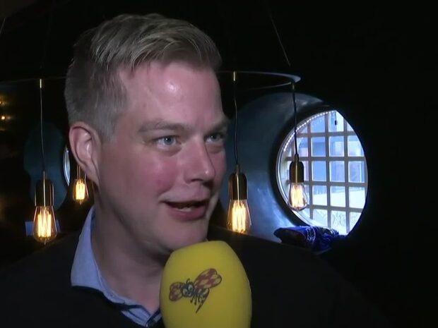 """Per Kenttä gör comeback: """"Folk tror väl att jag bara dricker vin"""""""