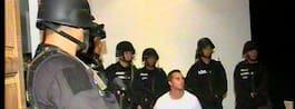 Svenske Kim släpps ur skräckfängelset i Thailand