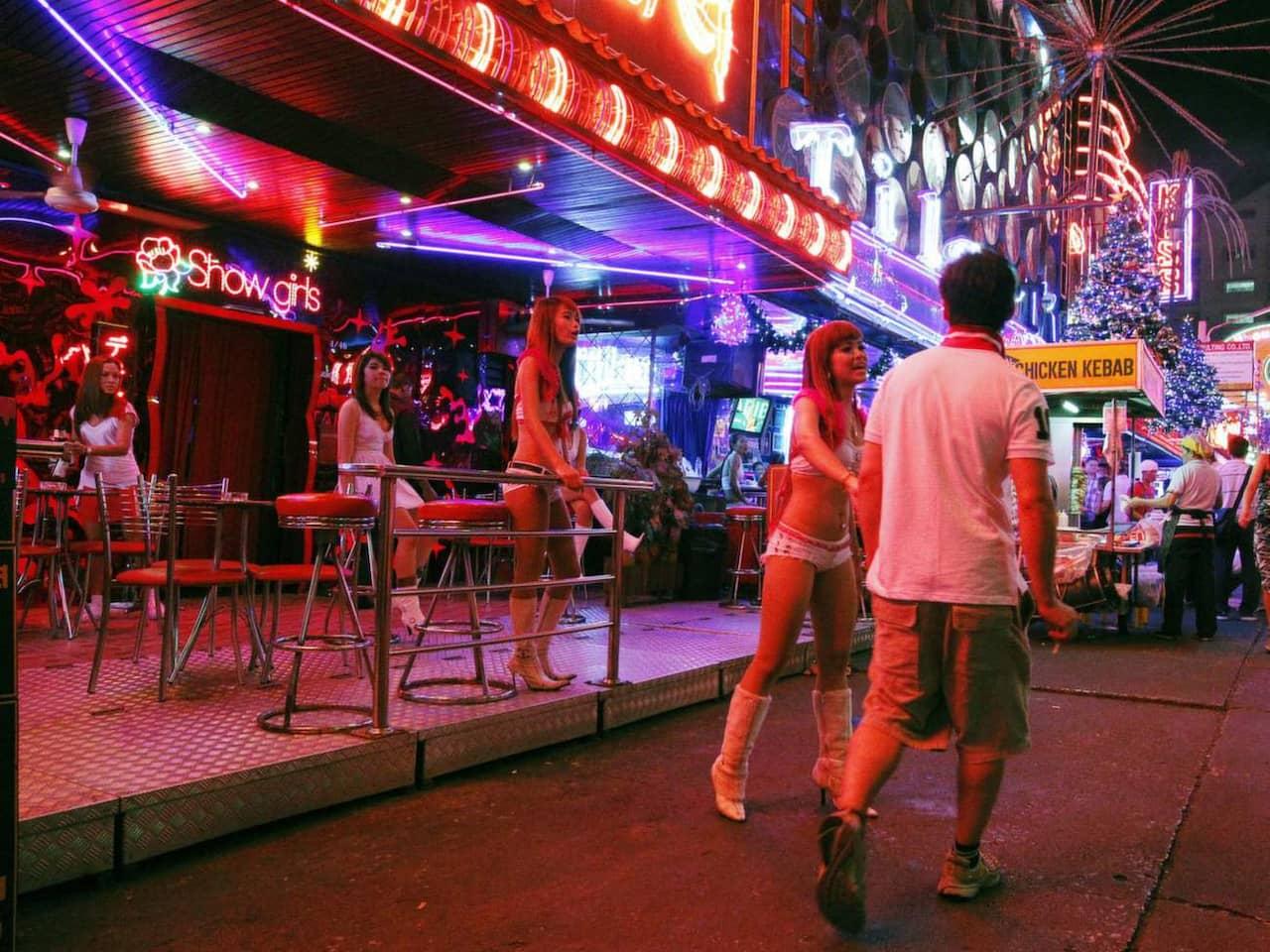horor i thailand