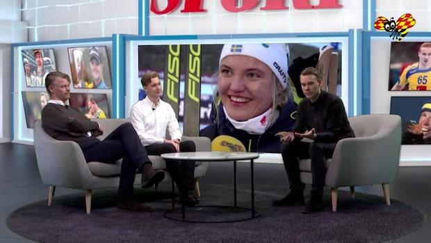"""Linn Svahn vinner Årets genombrott: """"Känns stort"""""""