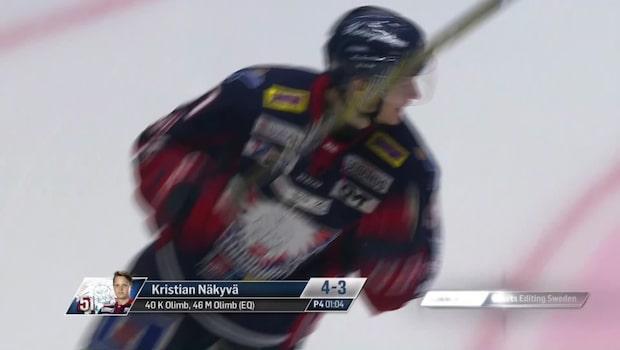 Highlights: Linköping–Brynäs
