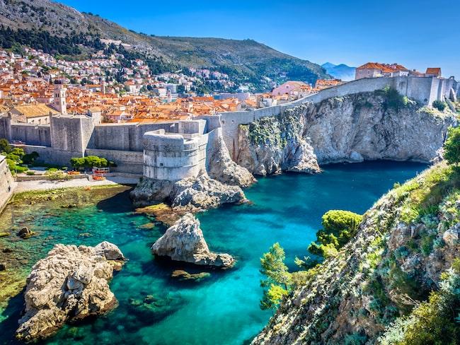 ... och Dubrovnik.