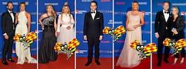 BETYG: De var bäst  klädda på Idrottsgalan