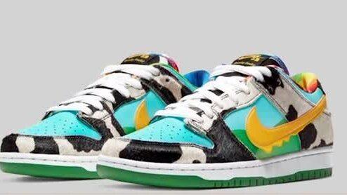 Sista raden: Glassigaste skorna i stan