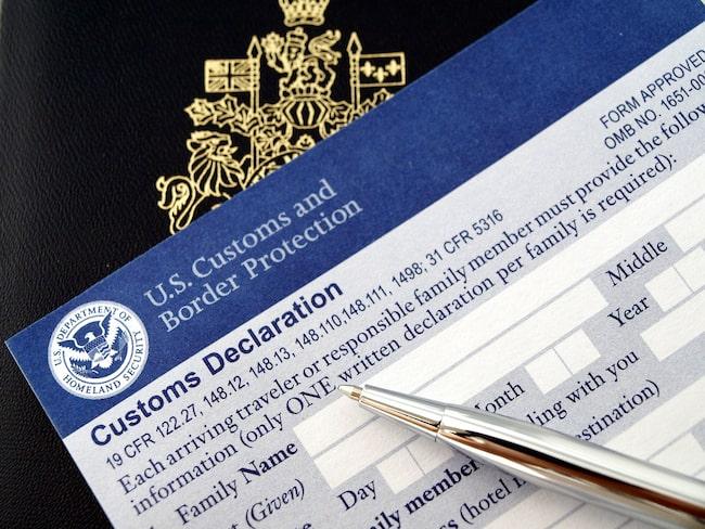 Det gäller att ha alla dokument och pass uppdaterade och i ordning för att få komma in i USA.