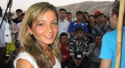 Gulan Avci är mycket kritisk till vänsterns ställningstagande till den pågående Irakkonferensen i Stockholm.