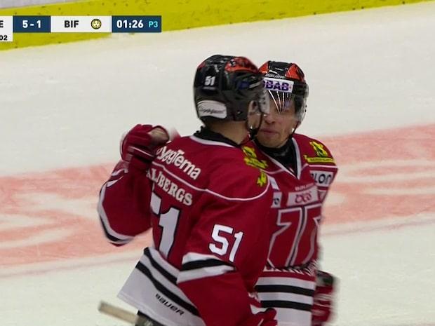 Höjdpunkter: Örebro-Brynäs