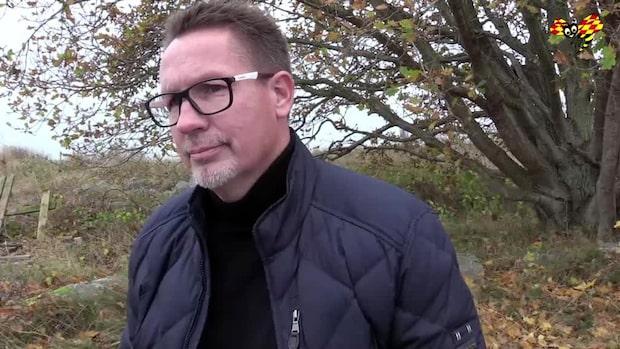 """Minkchefen Jörgen Martinssons oro för viruset: """"Ett mysterium"""""""