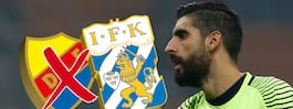 Därför nobbade Djurgården IFK Göteborgs nye målvakt