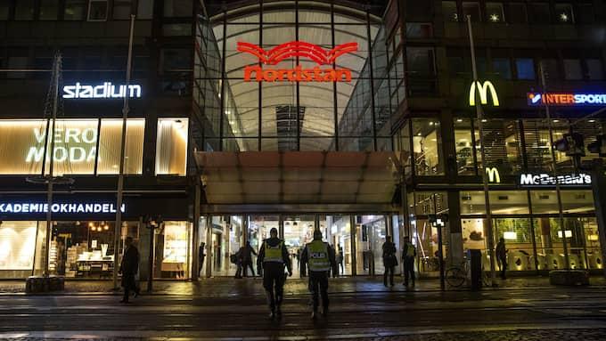 Chefen över ordningspolisen i city, Leif Wetterskog, befarar att Sveriges största köpcentrum blivit en platsbank där barn rekryteras in i gängen. Foto: Henrik Jansson