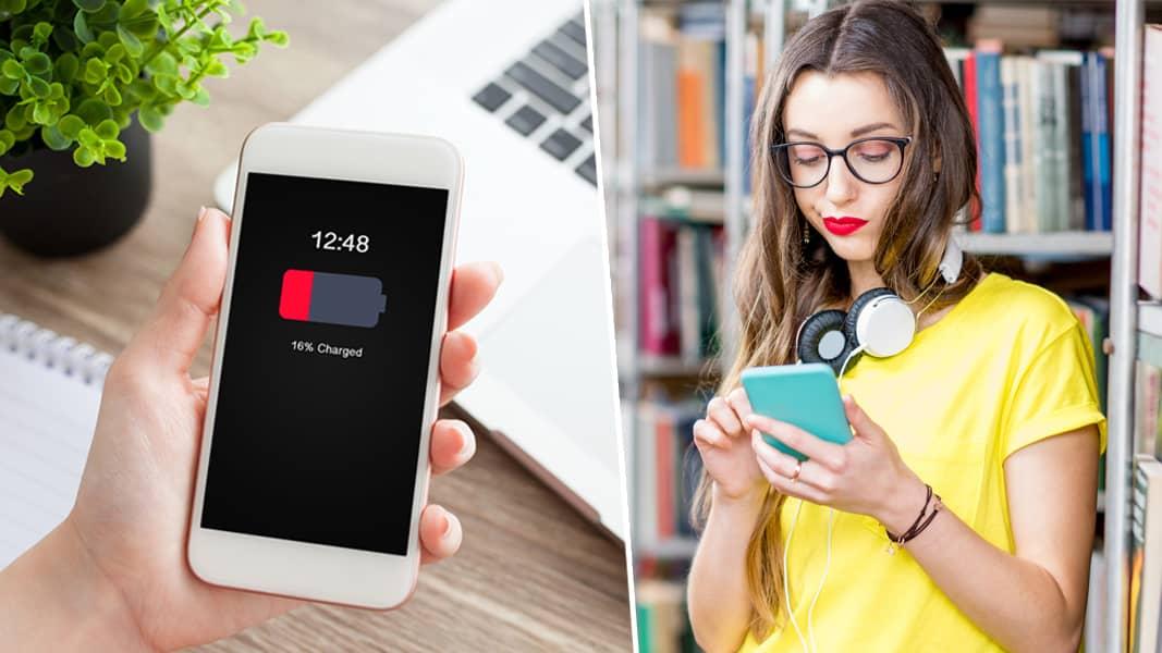 Knepen som får din Iphone att ladda snabbare