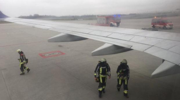 """Passagerare: """"Vi kände att det var något galet"""""""