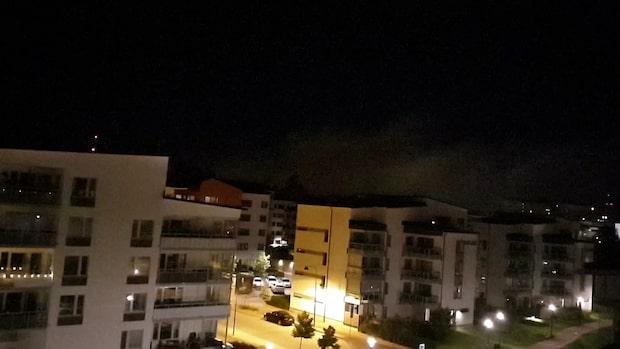 Detonation har skett i Linköping
