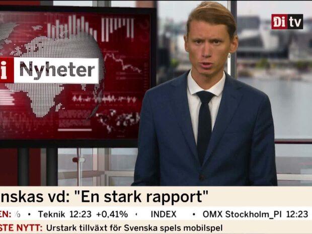 DI Nyheter 20 juli 12:15
