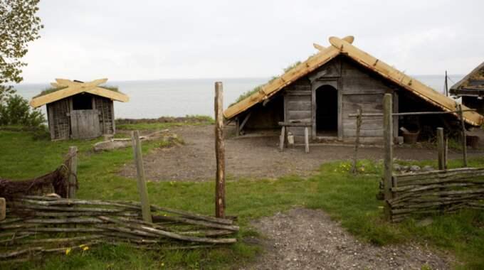 Fotevikens museum ligger utanför Höllviken. Foto: Sanna Dolck / KVP