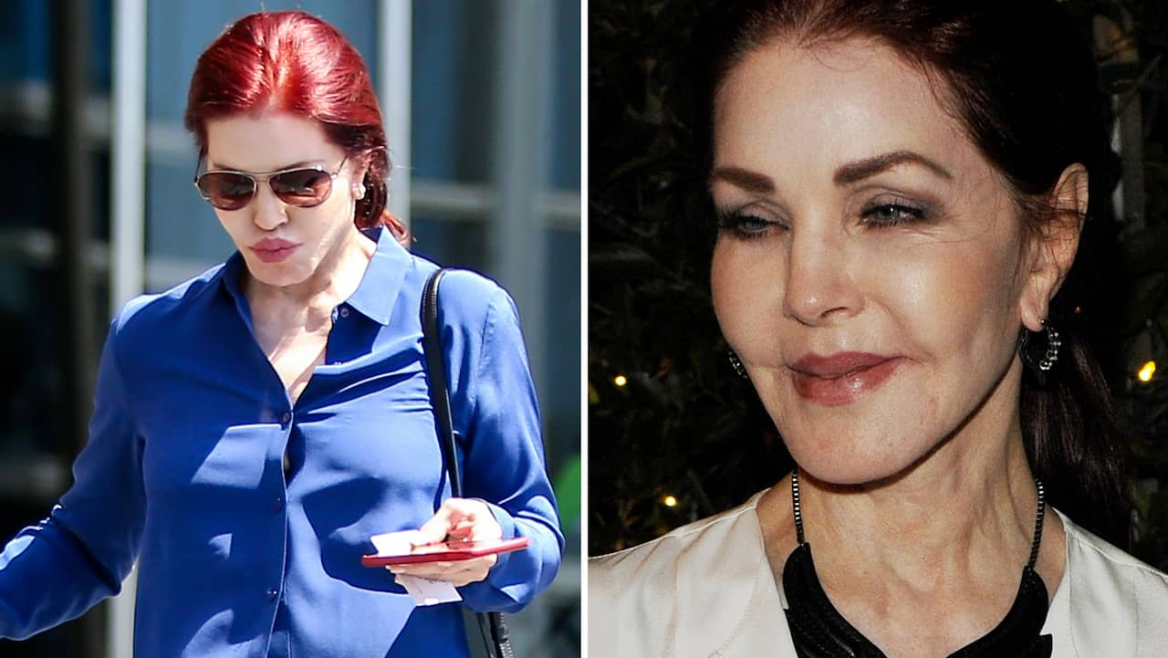 The Charge Against Priscilla Presley Destroyed Her Look