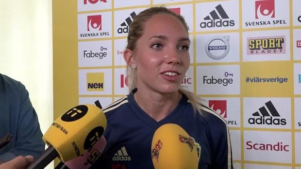 """Elin Rubensson om superräddningen: """"Inte förvånad"""""""