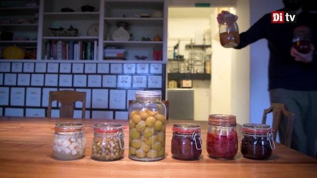 Fermenterad kronhjort - Se krögarens bästa inlagda råvaror