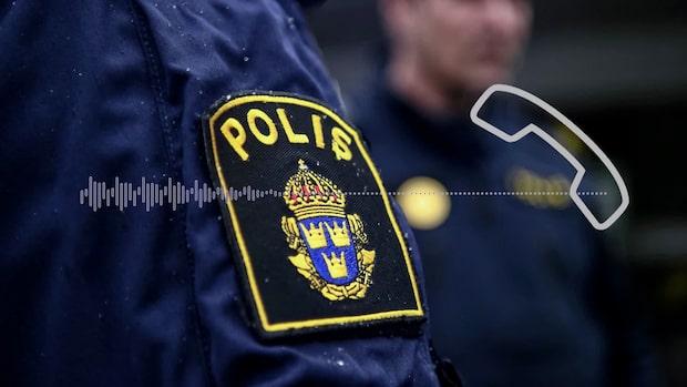 Svårt skadad person hittad – hör polisen om händelsen