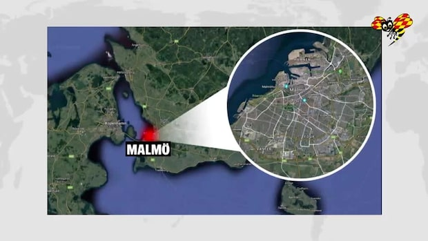 Misstänkt farligt föremål i centrala Malmö