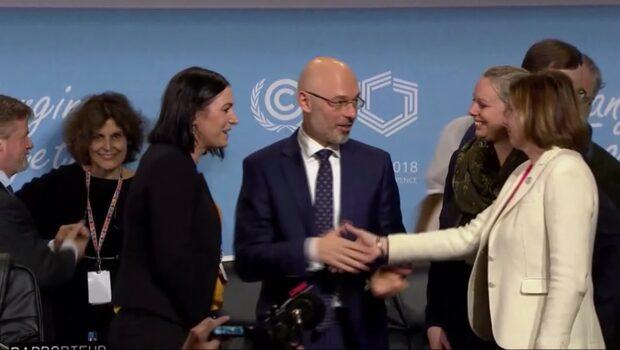 Så blev slutliga överenskommelsen efter FN:s klimatmöte