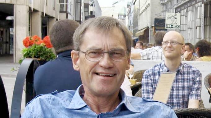 Lars-Göran Falkholt kommer från Västsverige men flyttade till Australien på 1980-talet. Foto: BOBBO LAUHAGE/KAMERAPRESS