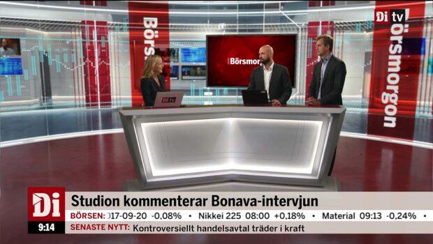 Di:s experter analyserar intervjun med Joachim Hallengren