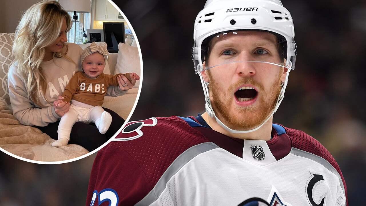 Gabriel Landeskog om pausen i NHL och chanserna till Stanley Cup
